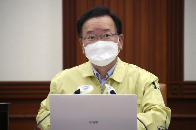 김부겸 총리, 오늘 오후 국회 예방...국민의힘 지도부 만남은 불발