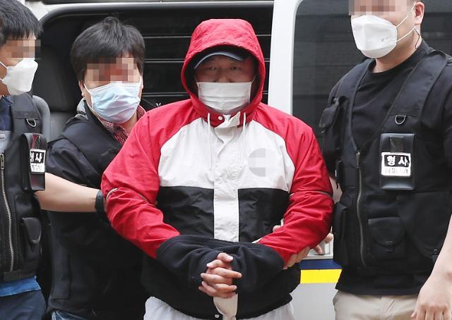 [포토] 인천 노래주점 손님 살인범 허민우씨 신상공개