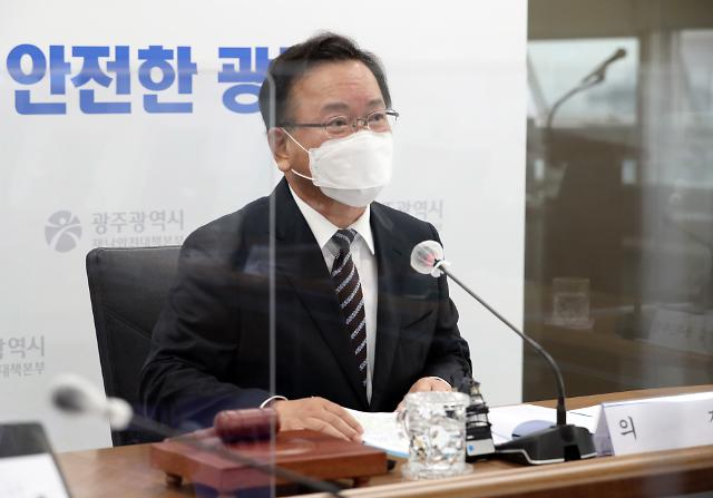 """김부겸 총리 """"세종 특공 논란, 위법사항 확인시 수사의뢰"""""""