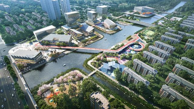 [차이나리포트] 상하이 신도시 개발 시동…제2 푸둥 신화 재현할까