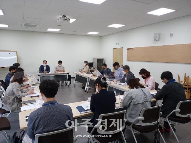 수원시-한국환경공단, 망포동 일원 악취 원인 규명 나서