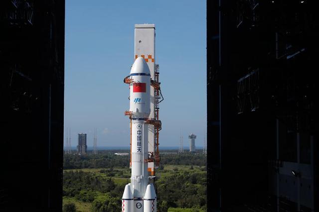 중국, 화물우주선 톈저우 2호 발사 연기