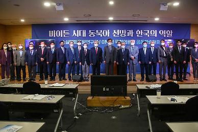 [바이든 시대 동북아 전망] ⑤김흥규 사드 업그레이드, 쿼드보다 큰 변수