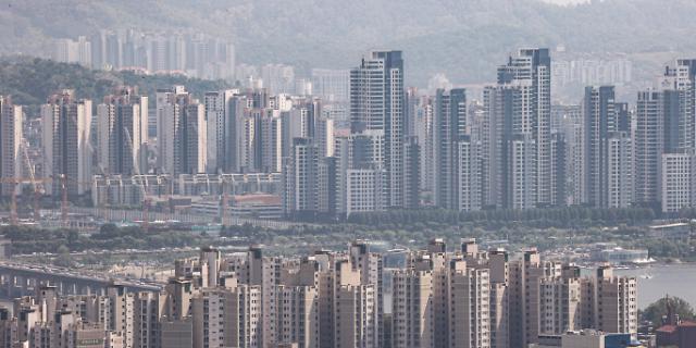 文在寅执政四年房地产答卷难及格:首尔房价这些年经历了什么?