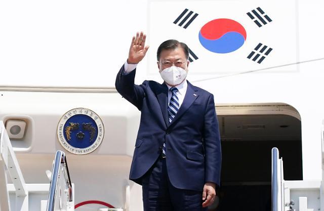 韩美领导人首次线下会晤 亚太经贸格局或迎巨变