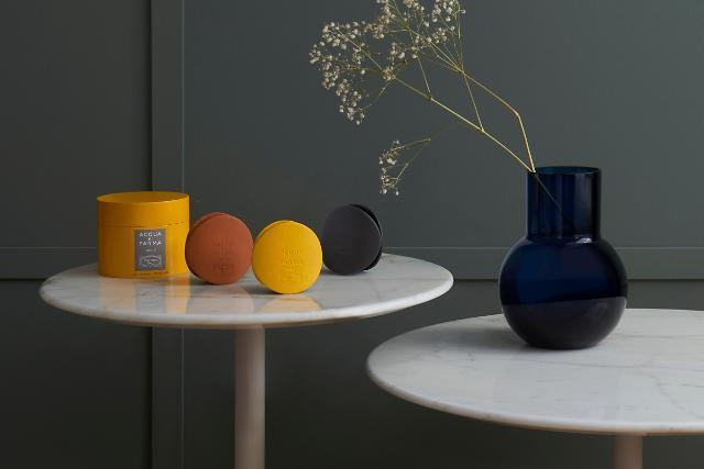 신라면세점, 업계 최초 아쿠아 디 파르마 신제품 선보인다