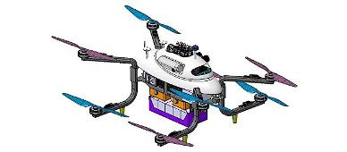 LIG Nex1 leads state project to commercialize heavy duty fuel cell cargo drone