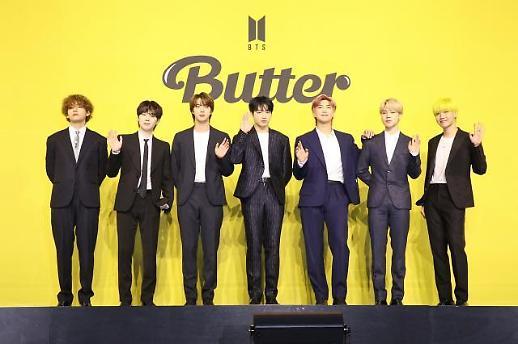 MV Butter của BTS xác lập kỷ lục mới…Đạt 10 triệu lượt xem chỉ trong vòng 13 phút