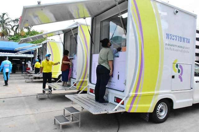 [NNA] 태국 국내감염 2578명, 사망자는 25명