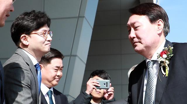 """[종합] 한동훈 """"검·언유착은 정치적 수사""""…6월28일 재판 마무리"""