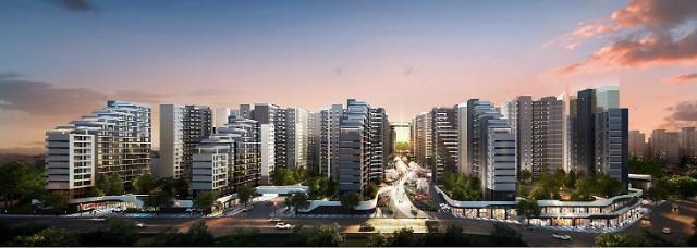 현대건설, 전주 하가구역 재개발 수주...도시정비사업 1조원 돌파