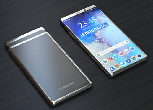 卷轴屏手机又出新花样?三星电子提交Z Slide商标申请
