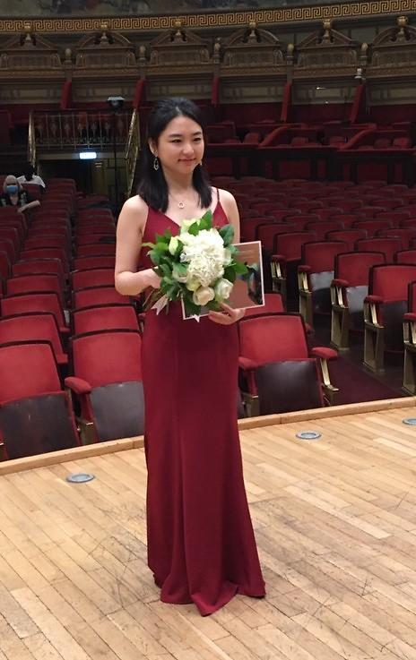 박연민, 루마니아 에네스쿠 콩쿠르 피아노 부문 우승