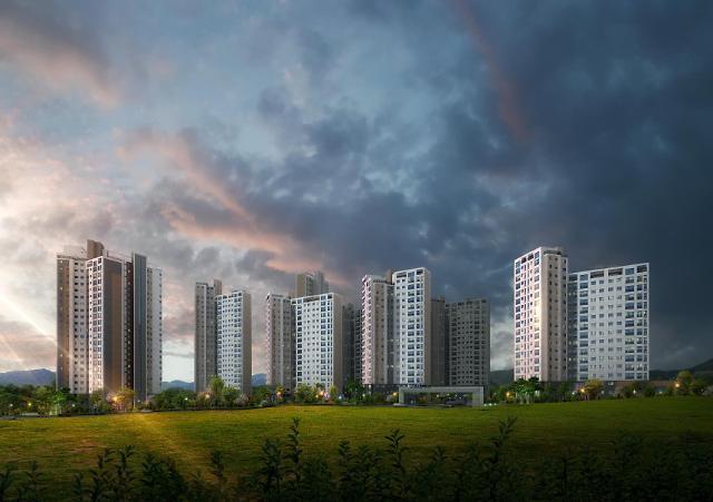 쌍용건설, 대전 주택시장 13년만에 재진출