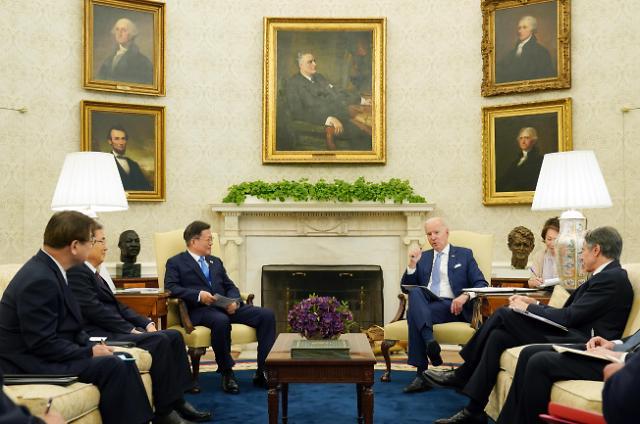 青瓦台:韩美联合声明涉华内容对韩中关系影响有限