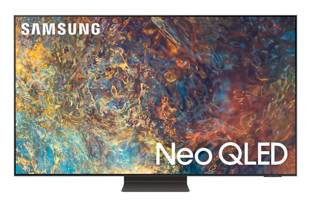 삼성전자, 1분기 TV 점유율 역대 최고…LG전자, 올레드 출하량 최대