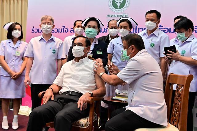 [NNA] 태국, 코로나 확진자 지역발생 2664명, 사망자 30명
