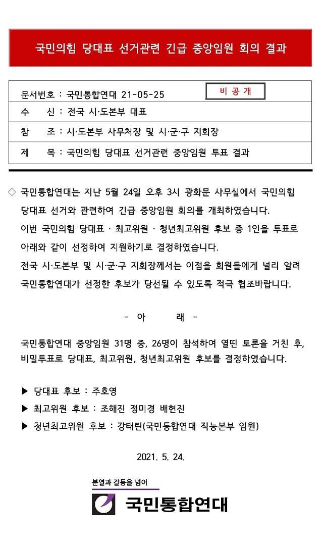 """[단독] 이재오 등 친이계 """"당 대표 주호영 지원""""…계파정치 부활하나"""