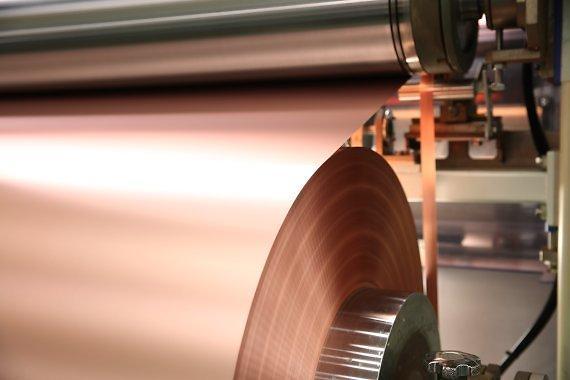 SKC, 폴란드 공장 설립 검토···2025년 동박 생산량 20만t 목표