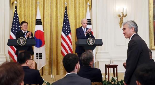 성김 美대북특별대표, 일본과 한반도 비핵화 논의