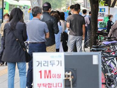 [코로나19] 서울 신규 확진자 262명