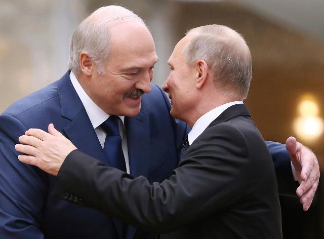 [아주 돋보기] 비행기 납치 지시한 벨라루스 독재자 루카셴코... 그는 누구?
