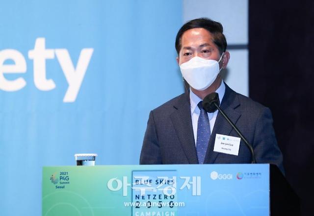 """이재준 고양시장 """"지방정부, 기후위기 대응 핵심요소 될 것"""""""