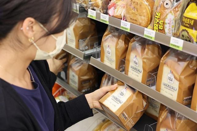 편의점 빵 고급화 전쟁…CU 뺑 드 프랑으로 가세