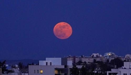 Siêu trăng và nguyệt thực toàn phần tháng 5/2021