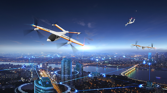 Hanwha Systems partners with British company to develop technologies for air taxi infrastructure