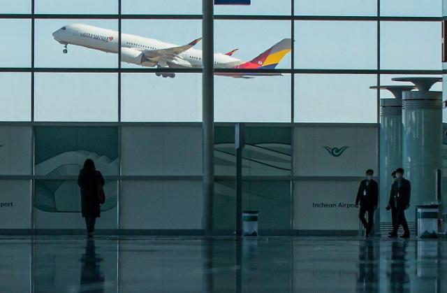 """韩亚航空下月在金浦机场推出""""无目的地国际旅游航线"""""""