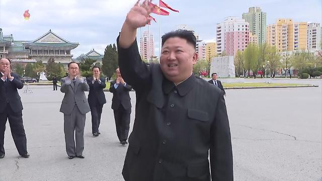 """3주째 잠행 김정은....北 """"남에 대한 의존심 단호히 배격"""""""