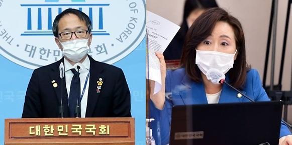 """김오수 청문회 파행에 與""""시간 끝"""" VS 野 """"일정 다시 잡자"""""""