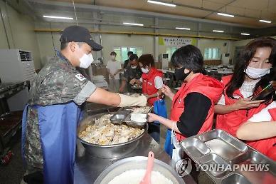 국방부, 민간조리원 900여명 신규 채용