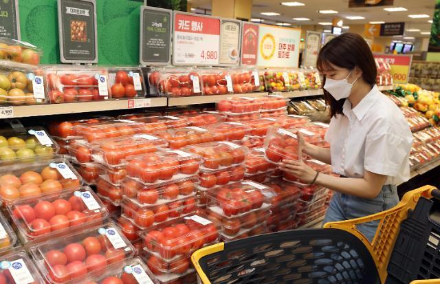 이마트, 과일·채소 상품에 재생 플라스틱 도입
