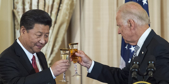 """미 중국 주적화 가속도...바이든 """"시진핑, 2035년 미국 제패 믿어"""""""
