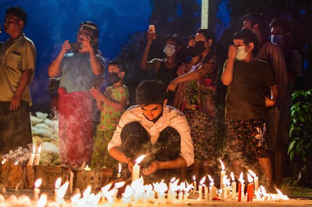 [NNA] 미얀마 군부, 印 인접지역에 외출자제령
