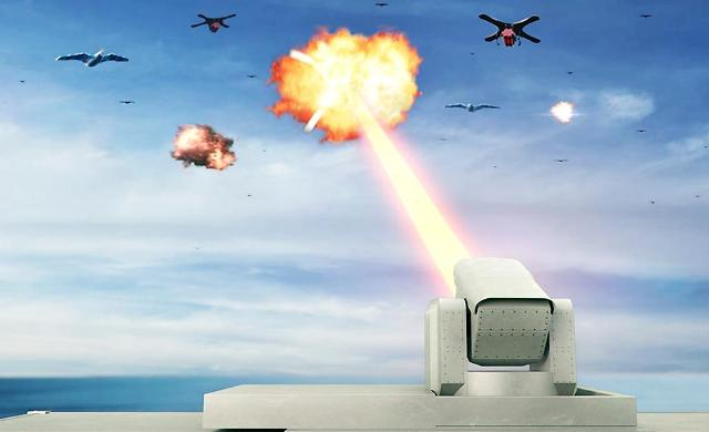 Hanwha Corporation wins military order to develop oscillator technology for laser weapons