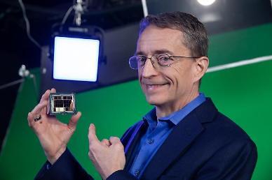 인텔, 삼성전자·TSMC가 경쟁 목표?...반도체 가뭄 해결엔 몇 년 걸려