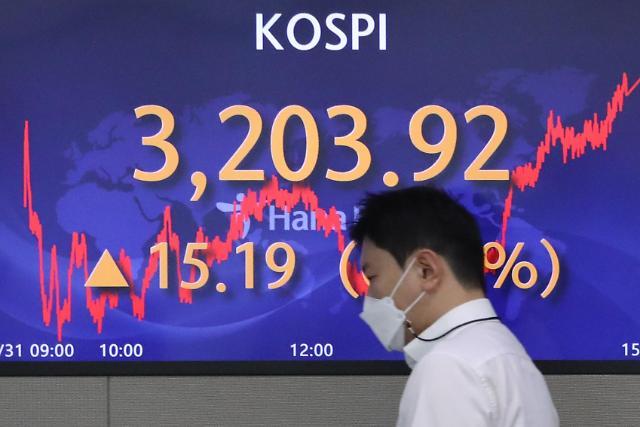 5月外资抛售韩股超8万亿韩元