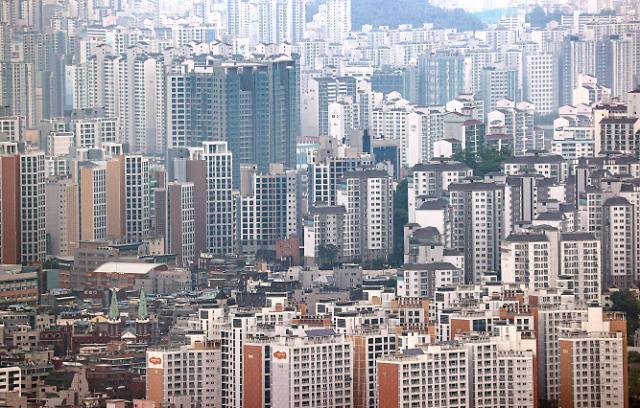 韩国全国公寓房价两极分化 价格高低差距创历史新高