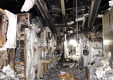 일본 르네사스, 반도체 공장 화재 복구 6월 중순에야...또 2주 지연