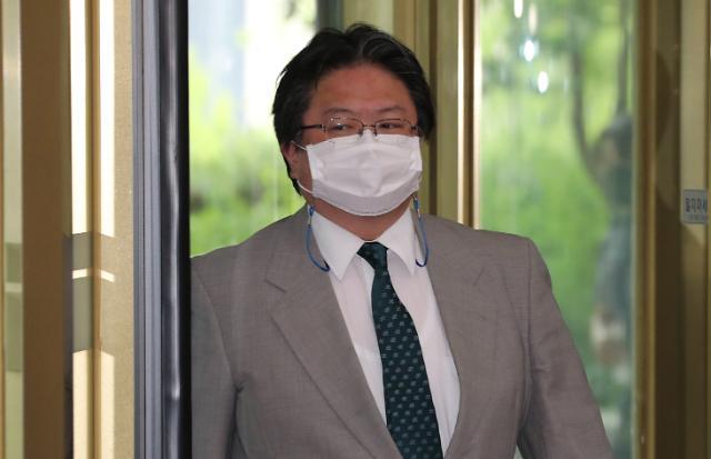 독도 논란에 최대한 조치 예고했던 정의용...일본 총괄공사 초치