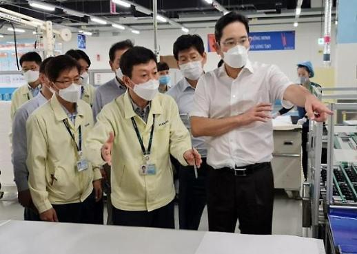 Các công ty Hàn Quốc tại Việt Nam gặp khó khăn do tình hình dịch bệnh phức tạp