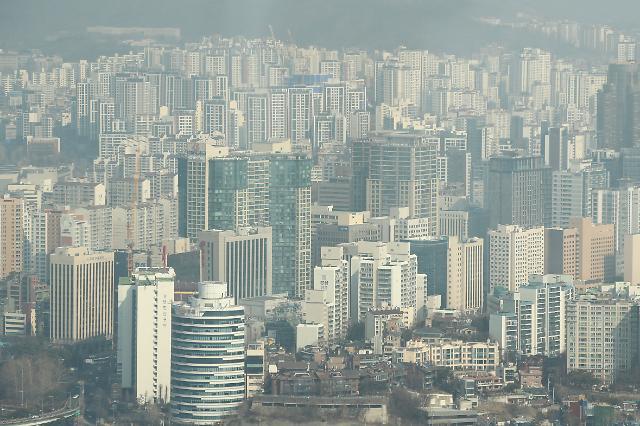 文정부 4년, 서울 은마아파트 10억 넘게 올라