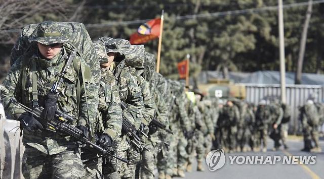 병무청, 공군·육군 이어 해병대 지원자 화상면접 실시