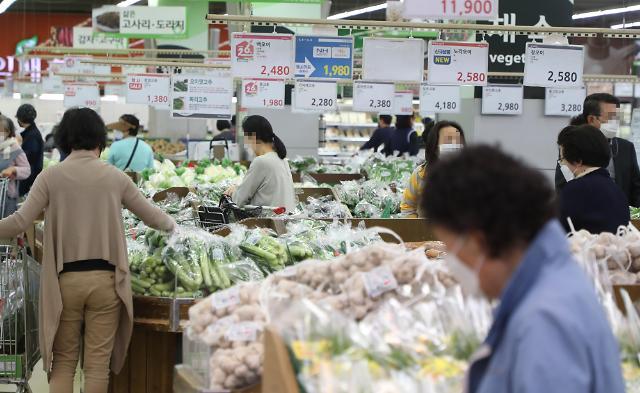 韩国5月CPI涨幅创九年来新高