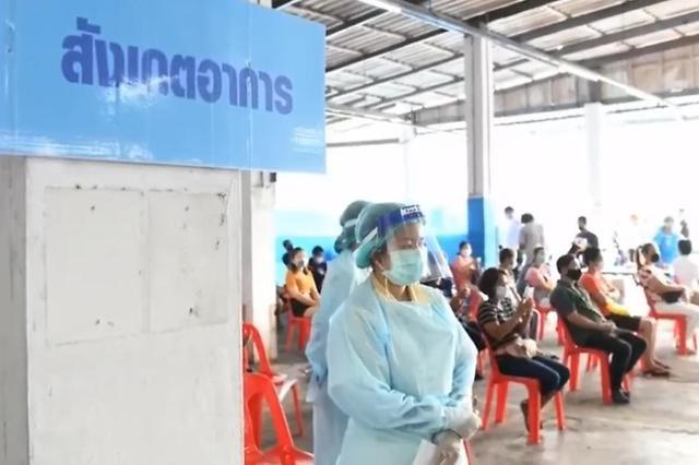 [NNA] 태국 지역사회 감염 2209명, 사망 38명