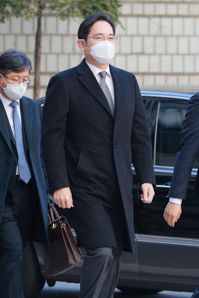 이재용 부회장, 오늘 삼바 재판...'프로젝트G 작성자' 또 증인석에