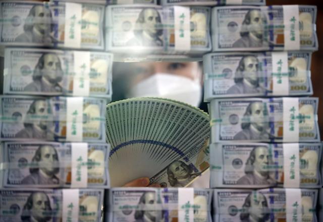 韩外汇储备接连两月创新高 5月达4565亿美元